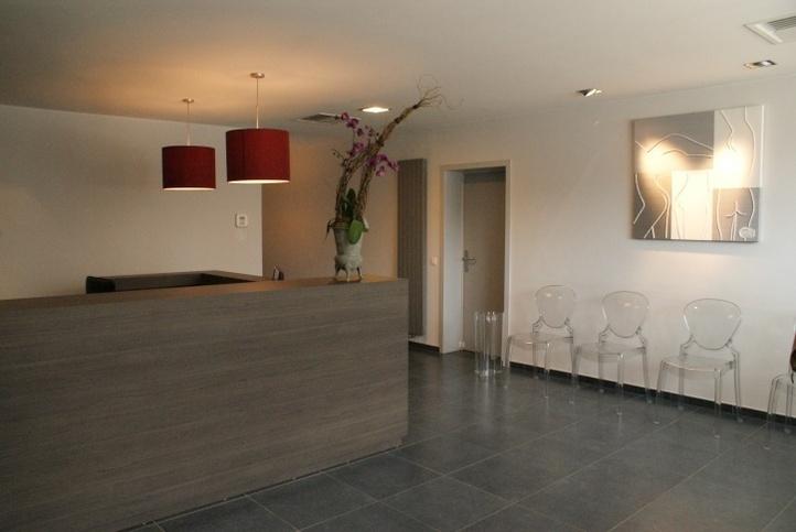 Pierre noirhomme architecte d 39 int rieur spa projet 12 - Cabinet d architecte d interieur ...